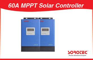 800W 60A Max 3000W 12V MPPT Solar Charge Controller for Solar System