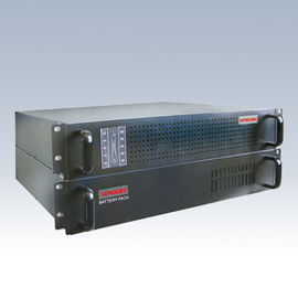 Pure haute fréquence 2KVA / 1600W Rack montable UPS - HP9316C LCD avec protection solation