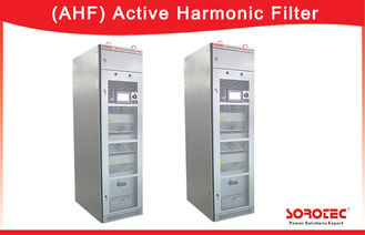 Performance globale harmonique active du filtre 400v/690v de Sorotec plus de 97%