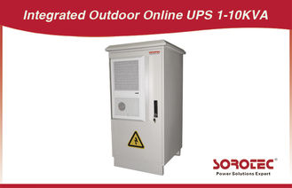 Chine 240VAC 60Hz haute fréquence Outdoor UPS online 3KVA / 2400W, 6KVA / 4800W usine