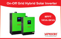 3KVA 4000W Hybrid On Off Grid Solar Power Inverters with 80A MPPT Controller fournisseur