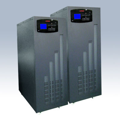 Low Frequency Online UPS GP9110C 6-15KVA(1Ph in/1Ph out);GP9310C 10-40KVA(3Ph in/1Ph out)
